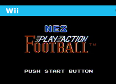 Club Nintendo [Sep-Oct] Nes-play-action-football-wii