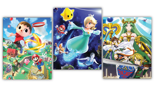 Latest WiiWareWave News Ssb_poster_1