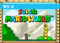 Super Mario World (Wii U)